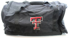 Giant Duffel Bag Texas Tech Red Raiders Under Armour Backpack Black