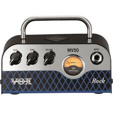 Vox MV50CR Rock 50 watt NU-Tube Micro Guitar Head, New!