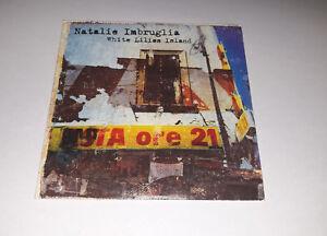 Natalie Imbruglia - White lilies island - cd album pochette cartonnée