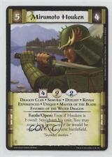 2012 Legend of the Five Rings CCG - Seeds Decay #27 Mirumoto Houken Card 1i3