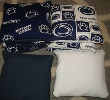 Set Of 8 Penn State Nittany Lions Cornhole Bags - Quality
