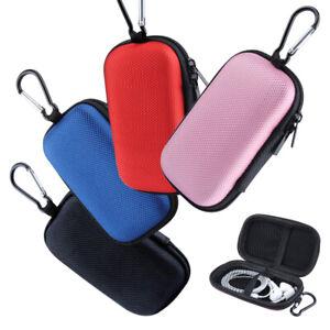 Hard Eva Shell Portable Case Box Headset Earphone Earbud Storage Pouch Case Bag