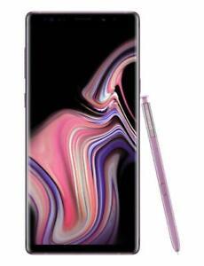 Samsung Galaxy Note9 SM-N960 - 128GB - Lavender Purple (AT&T) (Single SIM)