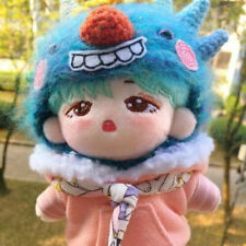 15cm/6'' KPOP BTS SUGA Plush Min Yun Ki Doll Toy Limited YOONGI【without clothes】
