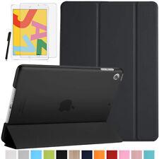 Smart Cover iPad 10.2 2019 (7.Gen) Ständer Schutzhülle Case Etui +Pen +Folie -3