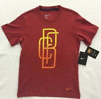 Barcelona FCB Nike Youth Soccer Country Graphic T-Shirt