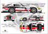 """[FFSMC Productions] Decals 1/43 Chrysler-Dodge Viper """"Cherreau"""" #58 Le Mans 2001"""
