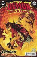 The Demon Comic Issue 1 Hell is Earth Modern Age First Print 2018 Constant DC