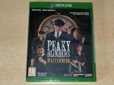 Stachelig Scheuklappen Mastermind Xbox One UK Spiel ** NAGELNEU & OVP **