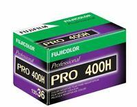 FUJIFILM Fujicolor PRO 400H Professional Color Negative Film 35mm Film 36exp NEW