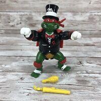 Vintage Teenage Mutant Ninja Turtles TMNT Raph The Magnificent Action Figure