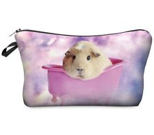 guinea pig bath cosmetic bag makeup organiser make up case for brushes etc