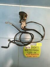 2017 DUCATI MULTISTRADÀ 1200 S ABS  2014-2017 TOURING CLUTCH MASTER CYLINDER