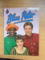 1989 BLUE PETER ANNUAL #26 BOOK TWENTY-SIX LARGE HARDBACK BOOK