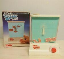 Tomy Wizard Water Games Robot Ref. No. 7015 Testato funzionante Box ato