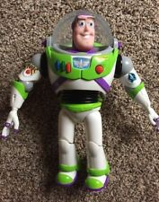 Disney Store Toy Story Buzz Lightyear Talking Action Figure With Karate Chop 12""