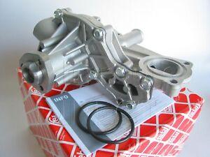 FEBI Water Pump VW Mk2 Mk3 1.6 1.8 Golf GTI 8V 16V G60 Corrado T25 Diesel