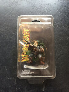 World Of Warcraft Dwarf Hunter Action Figure Sealed