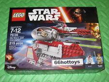 LEGO STAR WARS 75135 Obi-Wan's Jedi Interceptor NEW