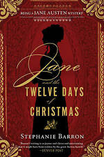 NEW Jane and the Twelve Days of Christmas (Being a Jane Austen Mystery)