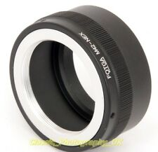 M42 Pentax Tornillo Carl Zeiss Schneider Takumar lentes Sony NEX Monte Adaptador