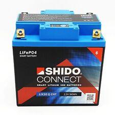 Shido LIX30 CNT Lithium Connect LiFePO4 Batterie Arctic Cat Prowler Wildcat HDX