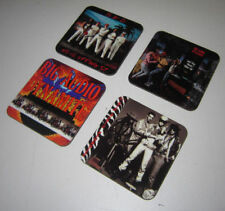 Big Audio Dynamite Album Cover COASTER Set