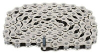 """RANT MAX 410 BMX BICYCLE CHAIN 1/8"""" + 1/2 LINK FIT SHADOW SUBROSA SE HARO CHROME"""