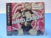 MADONNA -  Hard Candy CD JAPAN Free shipping NEW