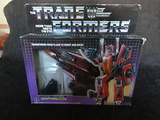Transformers Generation One Decepticon Thrust Complete in Box Mib