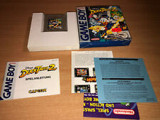 DUCKTALES 2  MATTEL GAMEBOY GAME BOY ADVANCE  NINTENDO PAL NOE  DUCK TALES