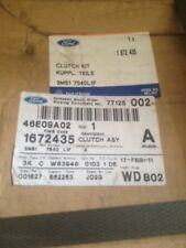 FORD OEM 1672435 CLUTCH KIT ..........