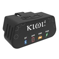 PLX Devices Kiwi 4 Wireless Bluetooth OBDII Plug and Play Scan Tool