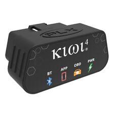 PLX Devices Kiwi 4 Wireless Bluetooth OBDII Plug and Play Scan Tool