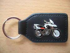 Schlüsselanhänger BMW G 650 GS G650GS weiß/rot Motorrad Art. 1147 Enduro Llavero