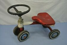 AMF JUNIOR KIDS TRIKE TRICYCLE WEE WHEELER 4 WHEELS RED TODDLER