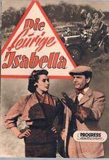 Progress Filmillus. Nr.  ?/55 Die feurige Isabella ( John Gregson )