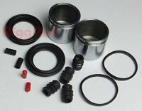 Avant Gauche et Droit Kit Réparation Étrier Frein + Pistons Pour MG ZR Zs