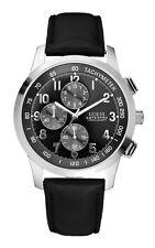 Guess herren armbanduhr chronograph schwarz w13530g1