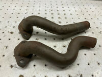 Kohler Courage 25hp SV730S Cub Cadet OEM Engine Exhaust Pipes Set of Two