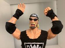 "9"" WCW Toy Biz Collector Edition Hulk Hogan Target Exclusive - no packaging"