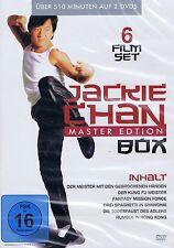 DOPPEL-DVD NEU/OVP - Jackie Chan Master Edition Box - 6 Filme
