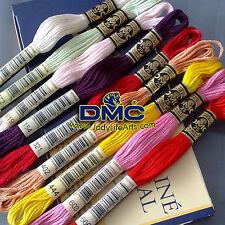 COMPLETE SET 447 DMC Cross Stitch Embroidery Floss NO DUPLICATION