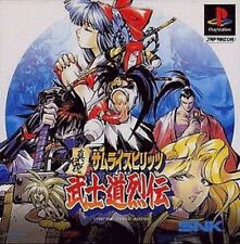 Used PS ONE  SNK SAMURAI SPIRITS  RPG  SONY PLAYSTATION JAPAN IMPORT