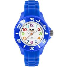 Ice-Watch Childrens Ice-Mini Watch, Multi-Colour Numerals, 10 ATM, MN.BE.M.S.12