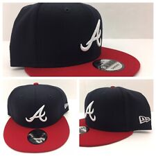 Atlanta Braves New Era 9Fifty Snapback