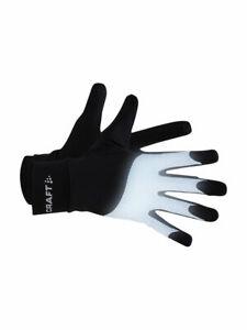 Craft ADV Lumen Fleece Full Finger Gloves | Black | XL