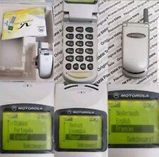 CELLULARE MOTOROLA V50 BMW GSM SIM FREE DEBLOQUE UNLOCKED V51 V3688 V8088 GREY