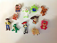 Toy Story PVC Shoe Charms
