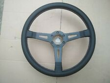 Momo  leather steering wheel 37cm VW;Porsche, Bmw.. NEW!!!!!!!!!!!